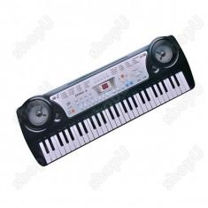 Orga electronica pentru copii cu 54 de clape - Instrumente muzicale copii