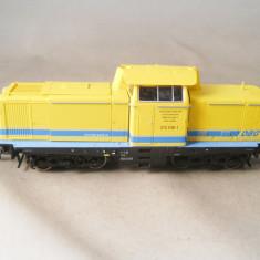 Macheta Feroviara, 1:87, HO, Locomotive - LOCOMOTIVA ROCO BR 213 DBG SCARA HO 1 : 87