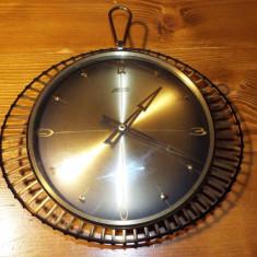Ceas perete ATLANTA electric mecanism JUNGHANS - Ceas de perete
