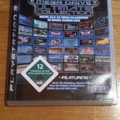 JOC PS3 SEGA MEGA DRIVE ULTIMATE COLLECTION ORIGINAL / by DARK WADDER - Jocuri PS3 Sega, Actiune, 12+, Multiplayer