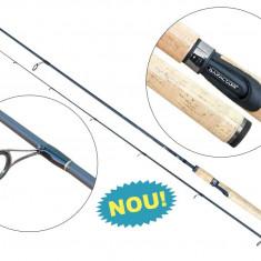 Lanseta fibra de carbon Baracuda Viper 2, 40 metri Actiune: A: 3-15g.