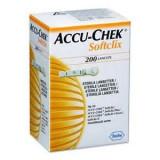 Ace Softclix pentru aparatele de glicemie Accu Chek