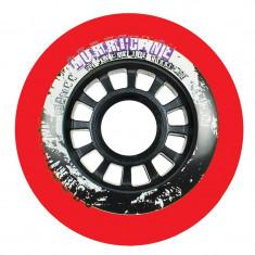 Set 4 Roti Powerslide Hurricane 76mm/85a Rosii