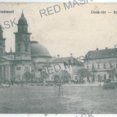 3374 - Maramures, SATU-MARE - old postcard, CENSOR - used - 1915 - Carte Postala Maramures 1904-1918, Circulata, Printata