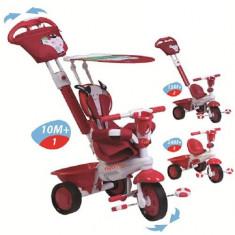Tricicleta 3 In 1 Royal Rosu - Tricicleta copii Fisher Price