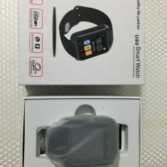 Ceas inteligent SMART WATCH model U80 - iPhone IOS - Samsung Android