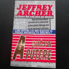 Roman - A PATRA PUTERE - JEFFREY ARCHER