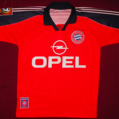 Tricou echipa fotbal - Tricou Bayern Munchen - Elber, marimea S
