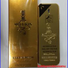 PARFUM PACO RABANNE 1 MILLION - ONE MILLION 100ML POZE REALE! - Parfum barbati