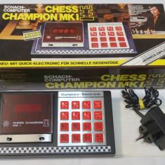 Joc sah electronic Chess Champion MK1 retro vitange 1978 consola retro - Joc colectie