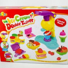 Jocuri arta si creatie - Masina de inghetata - Joc creativ pentru copii intreprinzatori!