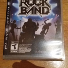 JOC PS3 ROCK BAND ORIGINAL / by DARK WADDER - Jocuri PS3 Electronic Arts, Curse auto-moto, 12+, Multiplayer