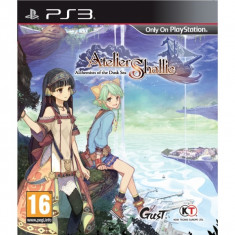 PE COMANDA Atelier Shallie Alchemists of the Dusk Sea PS3 - Jocuri PS3 Rockstar Games, Actiune, 18+, Single player