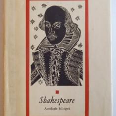 SHAKESPEARE.ANTOLOGIE BILINGVA de DAN DUTESCU, LEON LEVITCHI 1964 - Carte Cinematografie