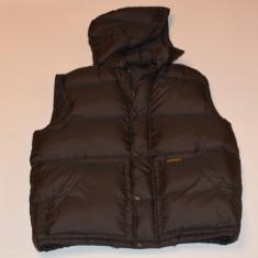 Vesta Ralph Lauren Removable Hood Down masura L si XL - Vesta barbati Ralph Lauren, Marime: L, Culoare: Negru