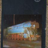Calendar de buzunar - CSD SEVEROZAPADNI DRAHA - LOCOMOTIVA 477.0 - 1982