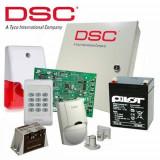 Sisteme de alarma - Sistem de securitate - alarma antiefractie imobil / HutSystem