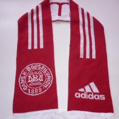 Fular fotbal, Nationala - Fular ADIDAS - Federatia de Fotbal din DANEMARCA