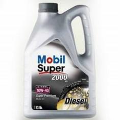 Ulei Mobil Super 2000 X1 Diesel 10W40 5L - Ulei motor Mobil 1