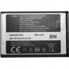 Baterie telefon, Li-ion - Acumulator Samsung S5560 Marvel cod: AB463651B / AB463651BA / AB463651BE / AB463651BEC / AB463651BU