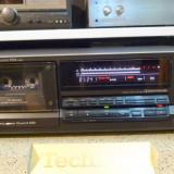 Deck Technics RS-B765 3 head, bias, direct drive, poze reale - Deck audio