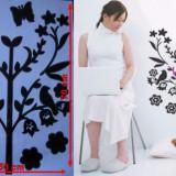 Sticker Autocolant Decorativ Perete - Model Copac