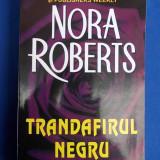 NORA ROBERTS - TRANDAFIRUL NEGRU ( ROMAN ) * TRADUCERE MIHNEA COLUMBEANU - BUCURESTI - 2006