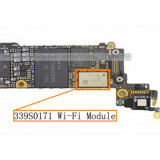 Circuit integrat telefon mobil - IC chip wifi bluetooth iPhone 5 339S0171