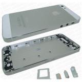 Carcasa iPhone 5s alba capac baterie