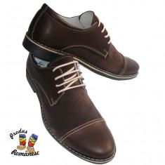Pantofi barbati adio PIELE NATURALA
