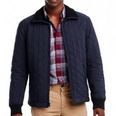 Geaca Armani Exchange Quilted Jacket masura M si L (ultima colectie) - Geaca barbati Armani Exchange, Marime: M, L, Culoare: Albastru