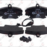 Placute frana fata Renault CLIO II (BB0/1/2_, CB0/1/2_) - ATE