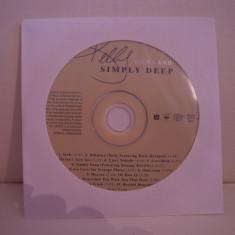 Vand cd audio Kelly Rowland-Simply Deep, original, raritate!-fara coperti - Muzica Dance Altele