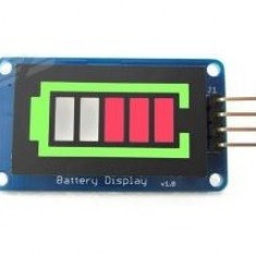 Indicator nivel baterie LED - Bec / LED