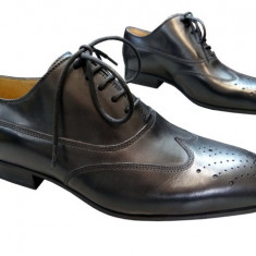 Pantofi barbati, Piele naturala - Incaltaminte barbati piele naturala Denis-2561 n