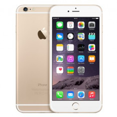 iPhone 6 Apple 64gb space grey nou nout sigilat 12luni garantie!PRET:575euro, Auriu, Neblocat