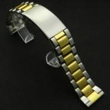 Bratara/curea metalica 20 mm.[MOTO 360 gen. 2 - 42 mm (varianta pt. barbati)] - Curea ceas din metal