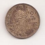 -Ss- 2 LEI 1912 AG, PATINA FRUMOASA!!!!! - Moneda Romania