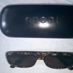 OKAZIE! Vand ochelari de soare GUCCI 2452/S, Femei, Negru, Ovali, Plastic, Oglinda
