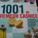 1001 DE REMEDII CASNICE. READER'S DIGEST