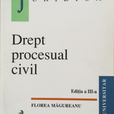 DREPT PROCESUAL CIVIL - Florea Magureanu - Carte Drept procesual civil