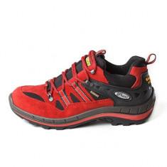 Pantofi Grisport impermeabili (GR10901S18G) - Pantofi barbati Grisport, Marime: 41, 42, 43, 44, 45, 46, 47, Culoare: Rosu