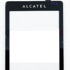 Touchscreen telefon mobil - Touchscreen Alcatel Orange Pasadena black original
