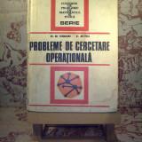 Carte tehnica - GH. Gh. Vranceanu - Probleme de cercetare operationala