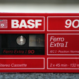 Casetă audio BASF Ferro Extra I - Deck audio