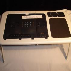 E-Table masa plianta pentru laptop - Masa Laptop
