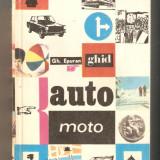 Carti auto - Gh.Epuran-Ghid Auto-Moto
