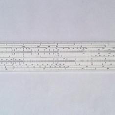 Rigla profesionala pentru desen tehnic, 25cm