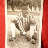 Fotografie Fotbalist International originar din Ghana Kwasi Owusu- CMB Surinam