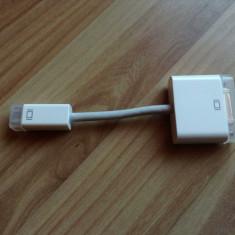 Cablu Mini DVI to DVI Apple Cable-produs original Apple - Cabluri si conectori laptop Apple, Cabluri video
